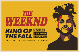 The Weeknd Unveils New Song The King Of The Fall Buro 24 7