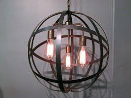orb lighting chandelier fabulous orb light fixture metal orb chandelier find metal orb chandelier deals