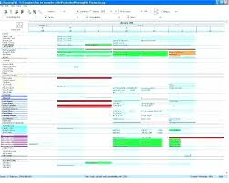 Excel Scheduling Chart Template For Excel Scheduling Chart Excel