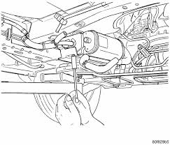no comment added it is located under the drivers side of the vehicle check the hoses coming and going to the canistor also pay attention to the evap hoses in the throttle