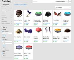 How To Create Items In Roblox Ugc Catalog Is Now Live Public Updates Announcements