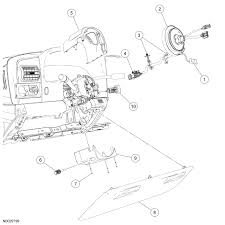 2006 f350 diagram to replace the clock spring