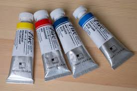 Review Shinhan Pwc Extra Fine Artists Watercolor Parka Blogs
