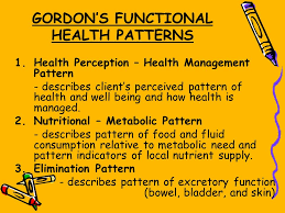 Functional Health Patterns New Nursing Functional Health Pattern College Paper Service