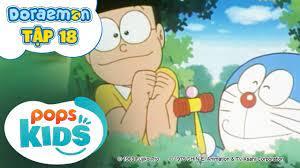 Doraemon S1 - Tập 18: Búa khôi phục trí nhớ