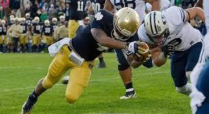 2012 Notre Dame Football Depth Chart Breaking Down Notre Dames 2013 Running Backs Notre Dame