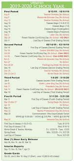 Calendar 2013 Through 2015 Annual District Calendar Westerville City Schools