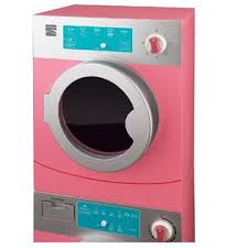 kenmore kids washer and dryer. my first kenmore wooden washer and dryer set - pink 3 kids m