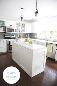 Grey And White Kitchen Best 25 Gray Subway Tile Backsplash Ideas On Pinterest Grey