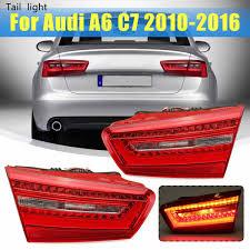 Audi Rear Light Bulb Car Led Rear Inner Tail Light Brake Lamp With Bulb Wiring Harness For Audi A6 C7 2010 2011 2012 2016 Saloon 4gd945093 4gd945094