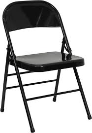 the recall includes the mainstays card table sets with a black padded metal folding table and four black padded metal folding chairs
