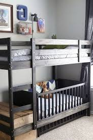Best 25 Bunk bed crib ideas on Pinterest