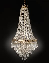 empire style chandelier chandeliers crystal chandelier crystal pertaining to elegant household the gallery chandeliers remodel