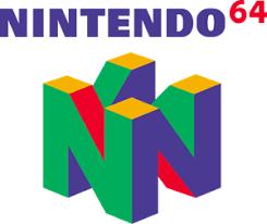 Nintendo 64 Logo Vector (.EPS) Free Download