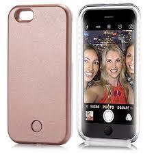 Iphone 7 Plus Light Up Selfie Case Iphone 7 Plus Case Illuminated Protective Case Cover