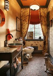 Powder Room As Designed With Joe Parisi Interiors For The Stately - Show homes interiors