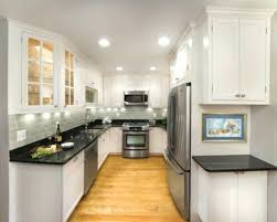 Kitchen Designs For Small Kitchens Galley Interior Kitchen Small Custom Designs For Small Galley Kitchens