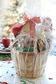 One Design Home Baskets Diy Christmas Gift Baskets Your Friends Will Love The