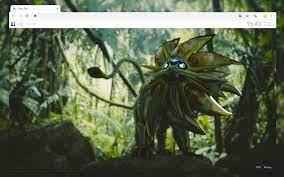Pokemon Wallpaper Hd New Tab - Hachiman ...