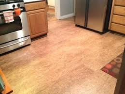full image for cork flooring kitchen at pros and cons durability