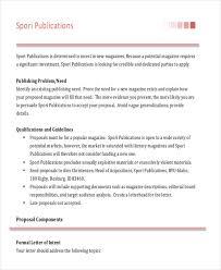 Tv Commercial Proposal Sample Advertising Proposal Letter Under Fontanacountryinn Com