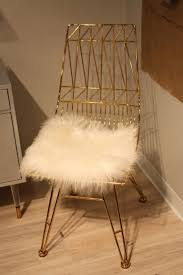 fur furniture adds glamour to any room beautiful sheepskin chair brilliant faux fur cushion
