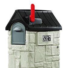 unique residential mailboxes. Wonderful Unique MailMaster StoreMore Plastic Mailbox In Unique Residential Mailboxes