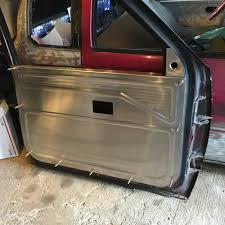 Custom Door Panels | SelfMade Fab