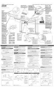 rp doors ideas linear garage door opener manual pdf 2clinear linear garage door opener reset jpg