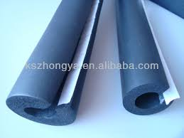 air conditioning pipe insulation. air conditioning tube insulation split rubber hose pipes with glue pipe