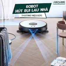 Vì Sao Bạn Nên Mua 1 Robot Hút Bụi Đức Đắt Tiền - ROBOT ARCHER