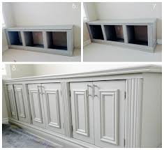 office wall cabinets. DIY Built-in Office Cabinet Bottom Instructions   Classy Glam Living Wall Cabinets L