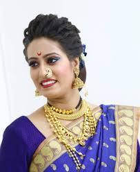 bridal makeup artists in kandivali west mumbai