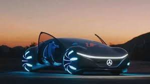 On the company's vision eqs concept car, we expect. Watch Mercedes Releases Drive Footage Of Avtr Concept Ev And It Is Incredible