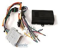 pac rp4 gm11 (rp4gm11) radiopro4 stereo replacement interface  at Rp4 Gm11 Wiring Diagram