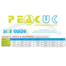 Peak Uk Size Chart Details About Peak Uk Explorer Salopette Waterproof Trousers 2018 Kayak Watersports