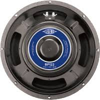 speakers 12. eminence legend bp122 speakers 12