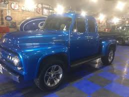 1953 FORD PICKUP TRUCK CUSTOM EXTENDED CAB 4 DOOR 4X4 for sale ...