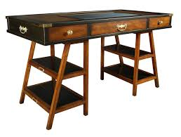 navigators desk in black ref mf022 anyone who considered himself an officer and a gentleman expected total comfort under canvas