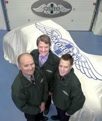 Charles Morgan leads Team Morgan at Le Mans 2003 | Classic Driver ... - img01