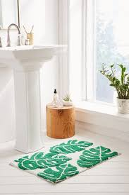 Bathroom decor accessories Decorative All Over Palm Bath Mat Urban Outfitters Bathroom Décor Shower Accessories Urban Outfitters