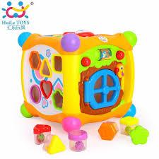 Asalamualaikum wr wb pembaca setia dimana pun berada, kembali di kesempatan kali ini saya mencoba berbagi buat anda para. Mainan Musik Bayi Magic Cube Box Little Joy Box Elevenia