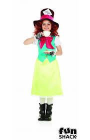 miss hatter children s fancy dress costume