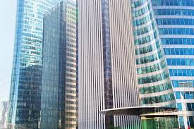 modern architecture skyscrapers. Modern Architecture Skyscrapers And Business Photograph E