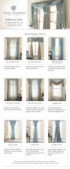 Living Room Curtain Panels 17 Best Ideas About 3 Window Curtains On Pinterest Bay Window