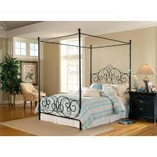 Amazing Iron Canopy Bed Ideas | ELEGANT HOME DESIGN