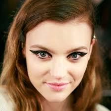 lanvin designer alber elbaz told makeup artist pat mcgrath that he wanted something like a penan