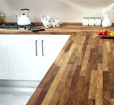sealing wood countertops in the kitchen how to seal wooden