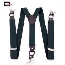 suspenders for men leather on end elastic tuxedo y back mens suspenders pant braces