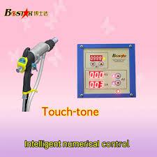 high end technology no isolation device water based electrostatic spray paint coating
